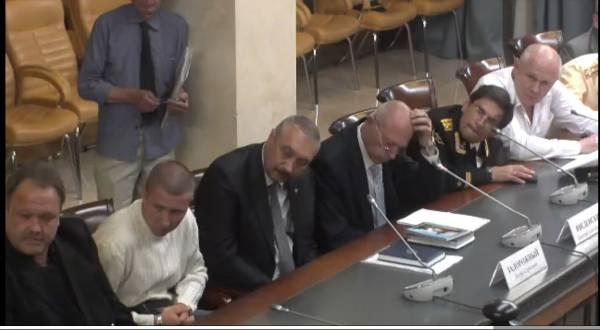 Видео заседания в Общественной Палате РФ