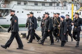 Около 500 человек стали участниками исторической реконструкции в морском центре им. Петра Великого