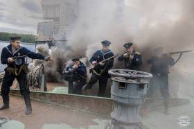 870 лет Москвы. Праздник в КЮМе состоялся!